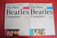 Beatles - The New Beatles Complete 1 & 2  Songbooks Notenbücher Piano Vocal Guitar PVG