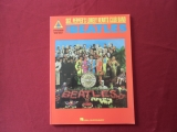 Beatles - Sgt. Peppers Lonely Hearts Club Band  Songbook Notenbuch Vocal Guitar