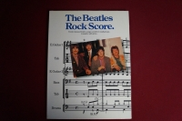 Beatles - Rock Score  Songbook Notenbuch für Bands (Transcribed Scores)