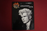 Billy Idol - Greatest Hits  Songbook Notenbuch Vocal Guitar