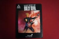 Billy Idol - Very Best of  Songbook Notenbuch Vocal Guitar