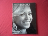 Beyoncé - Best of  Songbook Notenbuch Piano Vocal Guitar PVG