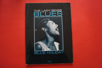Billie Holiday - The Lady sings the Blues  Songbook Notenbuch Piano Vocal Guitar PVG