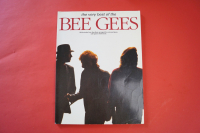 Bee Gees - The Very Best of  Songbook Notenbuch Piano Vocal Guitar PVG