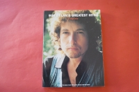 Bob Dylan - Greatest Hits Complete  Songbook Notenbuch Piano Vocal Guitar PVG