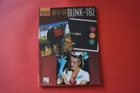 Blink 182 - Best of  Songbook Notenbuch Vocal Drums