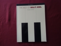 Billy Joel - Best of  Songbook Notenbuch Vocal Easy Piano