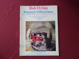 Bob Dylan - Bringing it all back home  Songbook Notenbuch Piano Vocal Guitar PVG