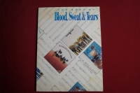 Blood Sweat & Tears - The Best of  Songbook Notenbuch für Bands (Transcribed Scores)