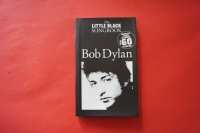 Bob Dylan - Little Black Songbook Songbook  Vocal Guitar Chords