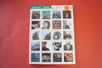 Bon Jovi - Crush  Songbook Notenbuch Vocal Guitar