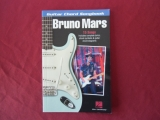 Bruno Mars - Guitar Chord Songbook Songbook  Vocal Guitar Chords
