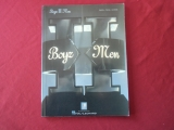 Boyz To Men - Boyz To Men  Songbook Notenbuch Piano Vocal Guitar PVG