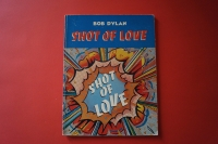 Bob Dylan - Shot of Love  Songbook Notenbuch Piano Vocal Guitar PVG