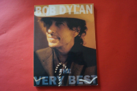 Bob Dylan - The Very Best  Songbook Notenbuch Piano Vocal Guitar PVG