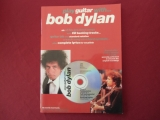Bob Dylan - Play Guitar with (mit CD)  Songbook Notenbuch Vocal Guitar