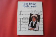 Bob Dylan - Rock Score  Songbook Notenbuch für Bands (Transcribed Scores)