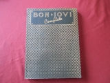 Bon Jovi - Complete  Songbook Notenbuch Piano Vocal Guitar PVG
