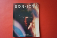 Bon Jovi - 7800 ° Fahrenheit  Songbook Notenbuch Piano Vocal Guitar PVG