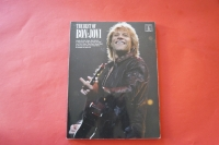 Bon Jovi - The Best of  Songbook Notenbuch Vocal Guitar