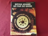 Bryan Adams - So far so good  Songbook Notenbuch Piano Vocal Guitar PVG