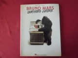 Bruno Mars - Unorthodox Jukebox  Songbook Notenbuch Piano Vocal Guitar PVG