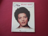 Bruno Mars - 10 Hit Songs  Songbook Notenbuch Easy Piano Organ Keyboard