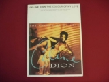 Celine Dion - The Colour of my Love  Songbook Notenbuch Piano Vocal Guitar PVG