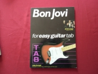 Bon Jovi - For Easy Guitar Songbook Notenbuch Vocal Easy Guitar