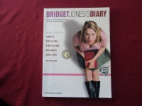 Bridget Jone´s Diary  Songbook Notenbuch Piano Vocal Guitar PVG