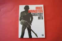 Bruce Springsteen - Greatest Hits  Songbook Notenbuch Piano Vocal Guitar PVG