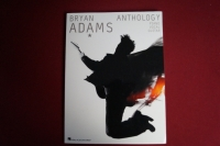 Bryan Adams - Anthology  Songbook Notenbuch Piano Vocal Guitar PVG