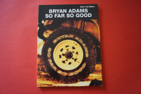Bryan Adams - So far So good  Songbook Notenbuch Vocal Guitar