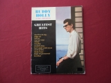 Buddy Holly - Greatest Hits  Songbook Notenbuch Vocal Guitar