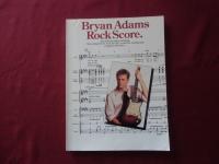 Bryan Adams - Rock Score  Songbook Notenbuch für Bands (Transcribed Scores)