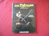 De Palmas - La Dernière Année  Songbook Notenbuch Vocal Guitar
