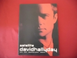 David Hallyday - Satellite  Songbook Notenbuch Piano Vocal Guitar PVG