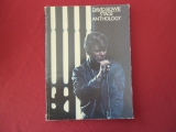 David Bowie - Stage Anthology  Songbook Notenbuch Piano Vocal Guitar PVG