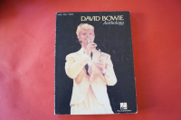 David Bowie - Anthology  Songbook Notenbuch Piano Vocal Guitar PVG