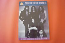 Deep Purple - Best of  Songbook Notenbuch Vocal Guitar