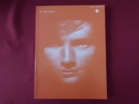 Ed Sheeran - + (Plus)  Songbook Notenbuch Piano Vocal Guitar PVG
