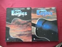 Eagles - Acoustic Classics Vol. 1 & 2  Songbooks Notenbücher Vocal Guitar