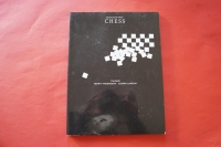 Chess  Songbook Notenbuch Piano Vocal Guitar PVG