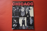 Chicago (Musical)  Songbook Notenbuch Piano Vocal Guitar PVG