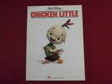 Chicken Little  Songbook Notenbuch Piano Vocal Guitar PVG
