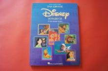 Das große Disney Songbuch  Songbook Notenbuch Piano Vocal Guitar PVG