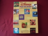 Disney Mega-Hit Movies 2nd Edition Songbuch Vocal Easy Piano
