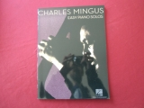 Charles Mingus - Easy Piano Solos  Songbook Notenbuch Easy Piano