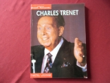Charles Trenet - Grands Interpretes  Songbook Notenbuch Piano Vocal Guitar PVG)