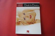 Christina Aguilera - Back to Basics  Songbook Notenbuch Piano Vocal Guitar PVG